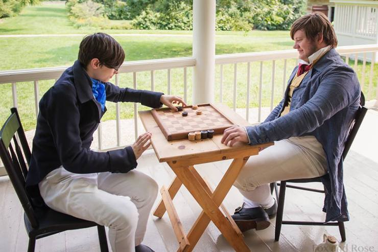 Charles and William at chess.jpg