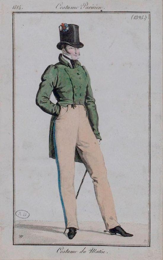 green-coat