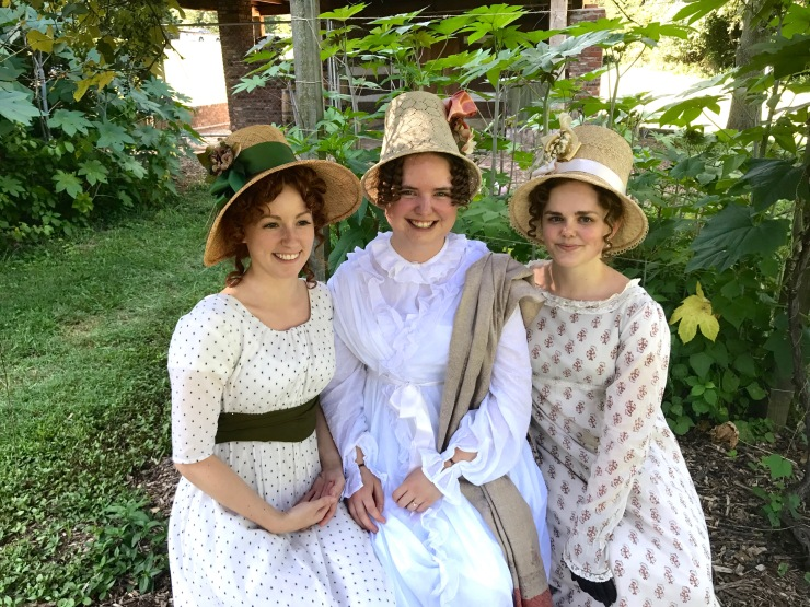Leveling Up Your Regency Look Part I: Planning your Outfit – Fabric ...
