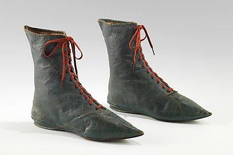 1795-1815 boots, the met