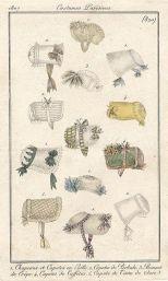1807 bonnets