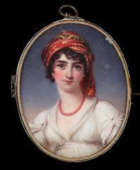 Coral Portrait ca 1802
