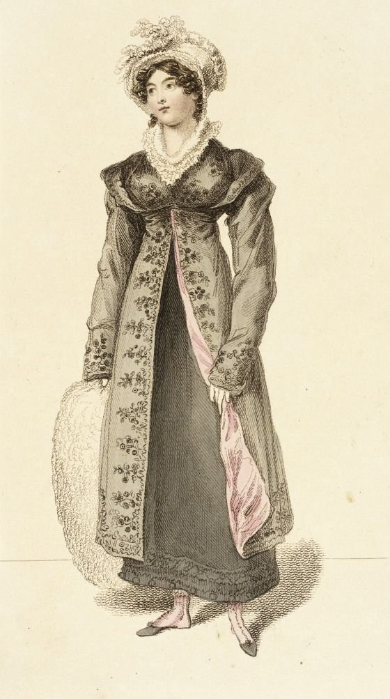Rouleaux Fashion Plate BA Jan 1815